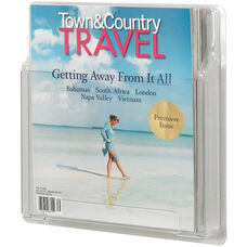 Reveal™ One Magazine Thermoformed Display - Clear