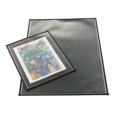 Prestige Archival Print Protector with Black Nylon Binding - Set of 6 - 33