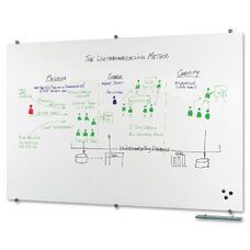 Balt Visionary Glass Dry-Erase Board