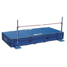 Competition High Jump Landing System