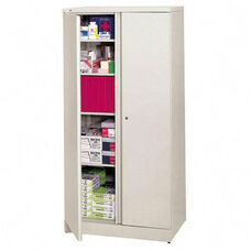 Basyx Easy -To -Assemble Storage Cabinet