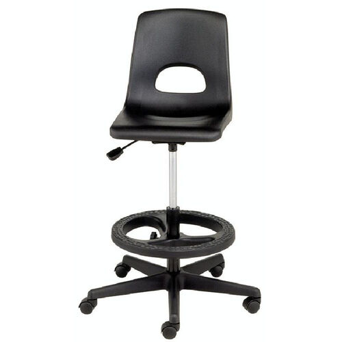 Our Millennium Series Adjustable Lab Stool with Foot Ring is on sale now.