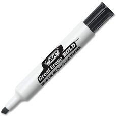 BIC Dry Erase Bold Marker - Box of 12
