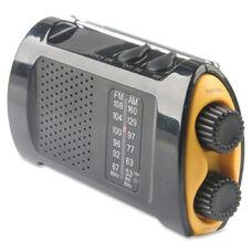Acme United Corporation Portable Am/Fmtv Crank Radio