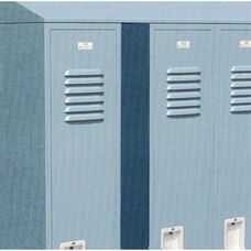 Powder Coated Steel Vertical Filler for Lockers