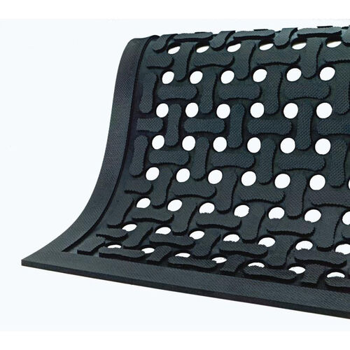 Our Anti-Fatigue Black Comfort Flow Drainable Floor Mat is on sale now.