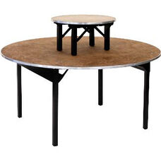 Original Series Round Riser with Plywood Top - 24