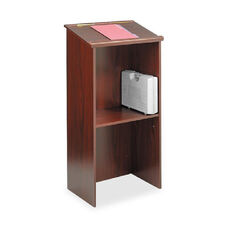Safco Stand Up Lectern - Rectangle - 15.75