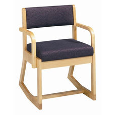 2171 Arm Chair: Two- Position w/ Upholstered Back & Seat - Grade 1