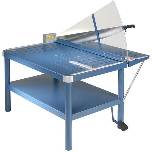 Our DAHLE Premium Large-Format Guillotine Paper Cutter with Stand - 43