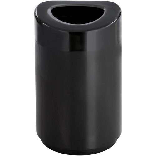 Our Open Top Receptacle 30 Gallon Indoor or Outdoor Receptacle - Black is on sale now.