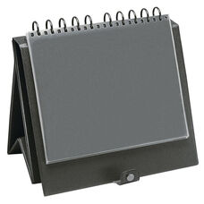 Prestige Easel Presentation Binder with 10 Archival Protective Sleeves - 11