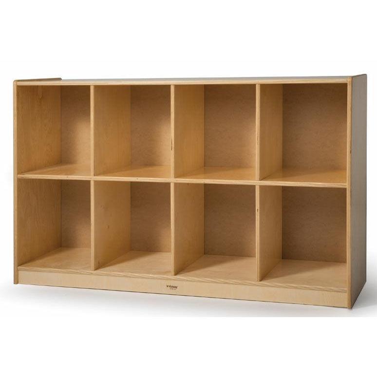 Genial ... Our 8 Cubby Horizontal Storage Cabinet Unit   48u0027u0027W X 14u0027