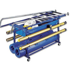 MacGregor® Volleyball Equipment Cart