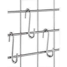 S-Hooks For X5 System - Chrome