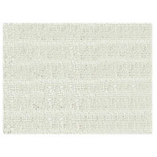 Frameless Burlap Weave Vinyl Display Panel with Squared Corners - Cement - 18