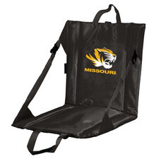 University of Missouri Team Logo Bi-Fold Stadium Seat