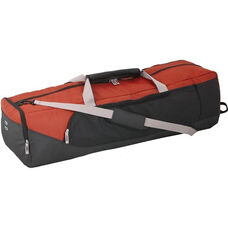 Lacrosse Equipment Bag in Red