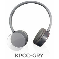 Hamilton Buhl Express Yourself Kidz Phonz Headphone - Gray