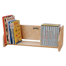 Book Holder Display with Rubber Feet