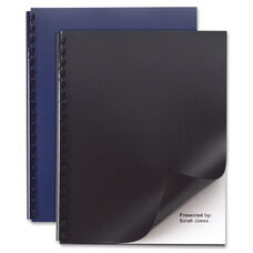 Swingline Heavy-Duty Spill/Tear Proof Binding Cover - Letter - 8.50