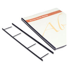 Swingline Velobind Reclosable 4-Pin Binding Spines - Pack Of 25