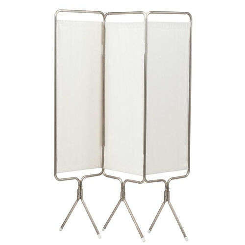 Our 3 Panel Aluminum Folding Screen With Standard White Vinyl is on sale now.