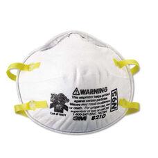 3M Lightweight Particulate Respirator 8210 - N95 - 20/Box