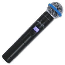 Amplivox Wireless 16 Channel Uhf Handheld Mic