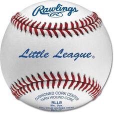 Rawlings® RLLB Little League® Baseballs - 1 Dozen