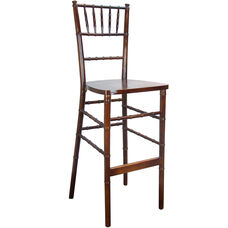 Advantage Fruitwood Chiavari Bar Stools