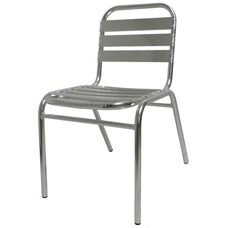 All Aluminum Side Chair