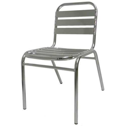 Our All Aluminum Side Chair is on sale now.