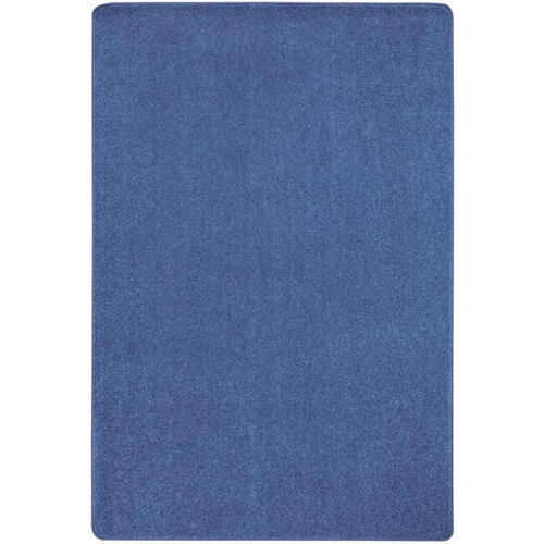 Our Kid Essentials Just Kidding Polyester Rug with Actionbac Backing - Cobalt Blue - 144