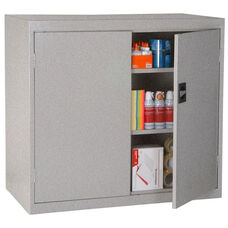 Elite Series 36'' W x 24'' D x 42'' H Counter Height Cabinet with Adjustable Shelves - Multi Granite