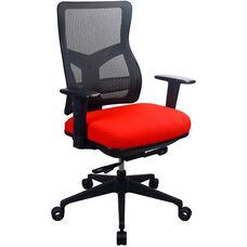 Tempur-Pedic® Spring Task Chair with Mesh Back - Bullseye