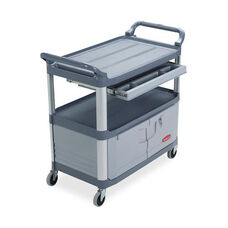 Rubbermaid Commercial Products Xtra/Instrument Cart - 21