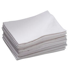 65/35 Cotton and Polyester Blend Toddler Cot Sheets - 21.75