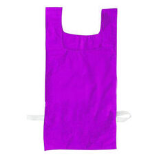 Youth Sized Heavyweight Pinnie in Purple - Set of 12