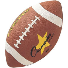 Rubber Football Official Size