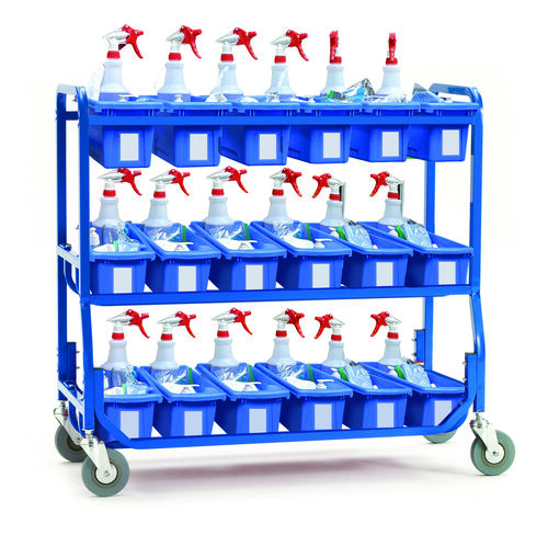 Our Personal Premium Storage Tub Cart is on sale now.