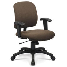 Top Task Chair with Low Backrest - Grade B