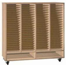 100 Compartment Folio Storage