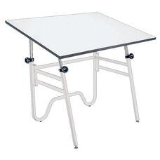 Opal Metal Drawing Table - 42