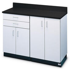 Pro-Line™ Professional Cabinet Group with Storage - Typical 1