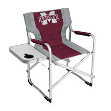 Mississippi State University Team Logo Deck Chair