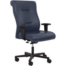 Felix 350 lbs Medium Back Heavy Duty 24/7 Intensive Use Office Chair