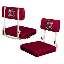 University of South Carolina Team Logo Hard Back Stadium Seat