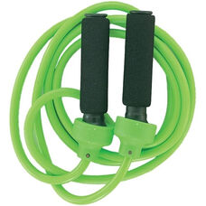 1 lb. Weighted Jump Rope in Green