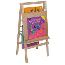 Big Book Easel and Hanging Storage Unit - 24